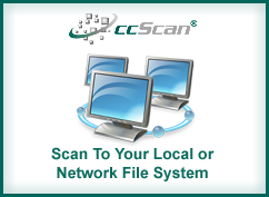 ccScan for File Systems