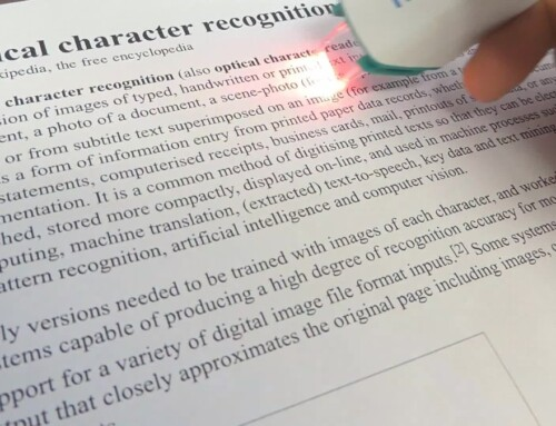 Demystifying OCR- Optical Character Recognition and its history